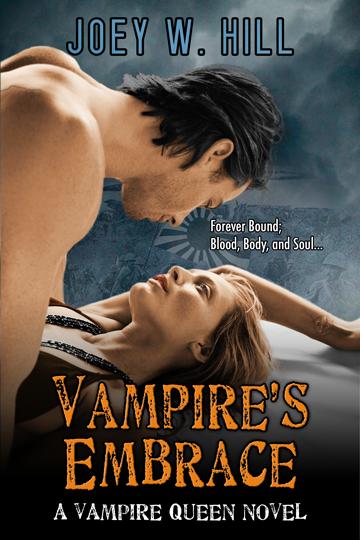 Vampire's Embrace - Story Witch